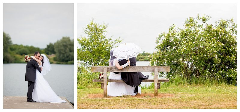 Wedding Fairlop Waters - Mark and Nelli - 13 June 2015