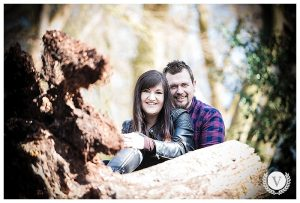 Ashridge Esate Hertfordshire Engagement Shoot